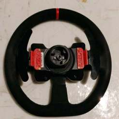 photo_2019-12-10_15-35-08.jpg Download free STL file Magnetics Paddles Mod for Thrustmaster Ferrari 599XX & Compatible wheels • 3D printing object, P3sc4