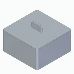 Download free 3D printing files Box for that you want with four places (two pieces), tsampoyras