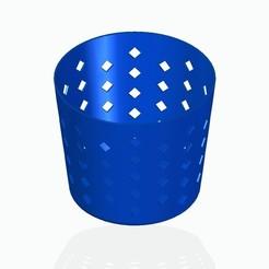 Télécharger fichier STL gratuit Panier à crayons, etc. • Design à imprimer en 3D, tsampoyras