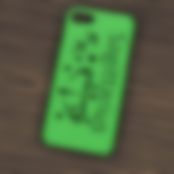 Download 3D printing models Case Iphone 7/8 Sagittarius sign, 3dokinfo