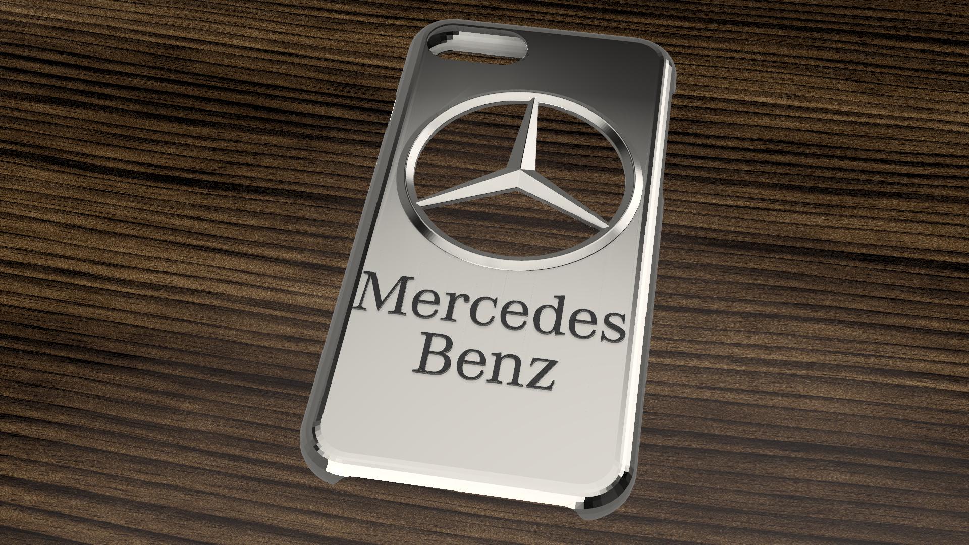 Case Iphone 78 Mercedes Benz