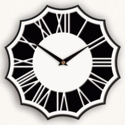 relojes portada7.png Télécharger fichier STL HORLOGE MODERNE POUR L'IMPRESSION 3D ET LA DÉCOUPE LASER • Objet pour impression 3D, 3dokinfo