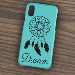 Imprimir en 3D Case Iphone X/XS Dream, 3dokinfo