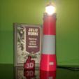 Télécharger fichier STL Lampe de phare, 3dokinfo