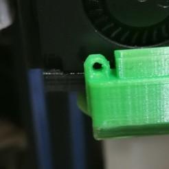 Télécharger fichier impression 3D gratuit Geeetech A10T Anneau de conduit de ventilateur de refroidissement, raulhm2