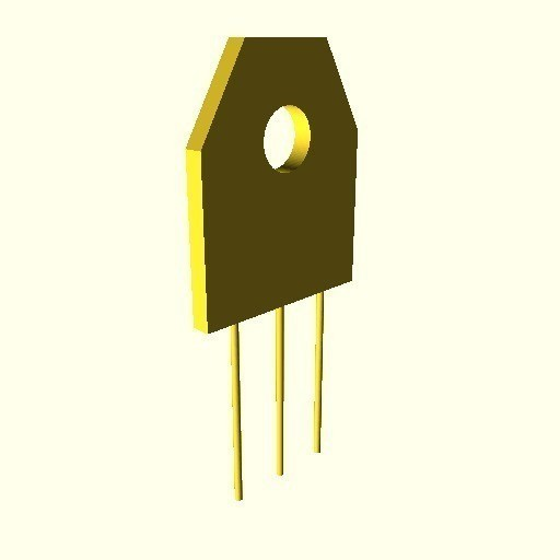 transistor.jpg Download free STL file Technical sheets of my library • 3D printing design, Rem38
