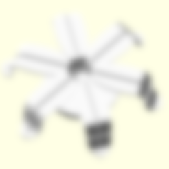 Télécharger fichier STL Lys, Rem38
