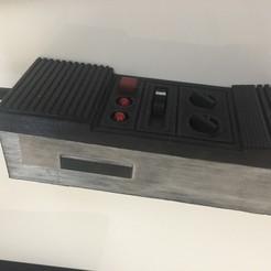 IMG_7475.JPG Télécharger fichier STL talkie-walkie des choses plus étranges • Plan pour imprimante 3D, javidoba