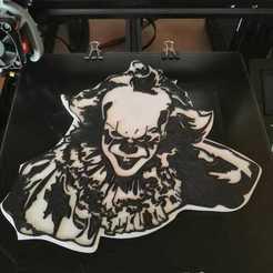 73083632_929314234114418_61775244762808320_o.jpg Download STL file IT Halloween • 3D printer object, PrismDesign