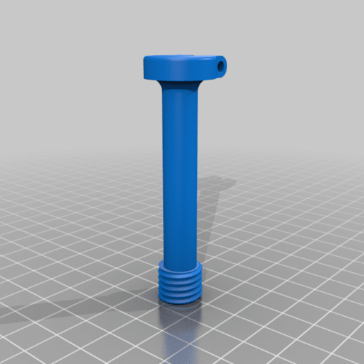 CameraPost.png Download free STL file Ender 3 Raspberry PI Camera Mount • 3D printable design, tinkerer89