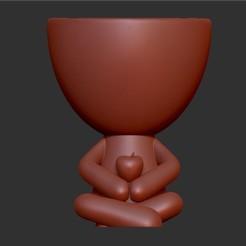 Nutricionista frontal.jpg Télécharger fichier STL Robert Plant Nutritionist • Plan pour imprimante 3D, Ringh