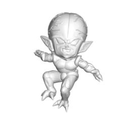 Télécharger fichier STL gratuit Dragon Ball Z DBZ / Figurine miniature à collectionner Dragon Ball Z DBZ Saibanman • Design pour impression 3D, CREATIONSISHI