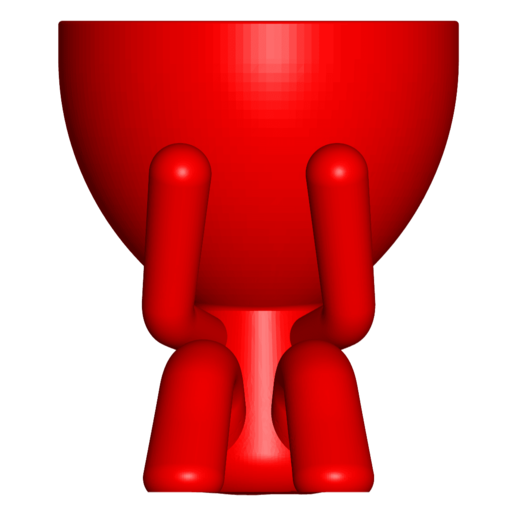 1_rojo_1.png Télécharger fichier STL gratuit Les 3 pots verres Robert Sabios Ne lit pas, n'écoute pas, ne voit pas - Les 3 pots verres Robert Sabios Ne lit pas, n'écoute pas, ne voit pas • Objet à imprimer en 3D, CREATIONSISHI