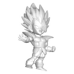 Télécharger fichier STL gratuit 18 figurines de collection miniatures Dragon Ball Z DBZ - 18 figurines de collection miniatures Dragon Ball Z DBZ JOHAN CELL MAJIN BOO TRUNKS GOKU PICCOLO VEGETTA • Plan pour impression 3D, CREATIONSISHI