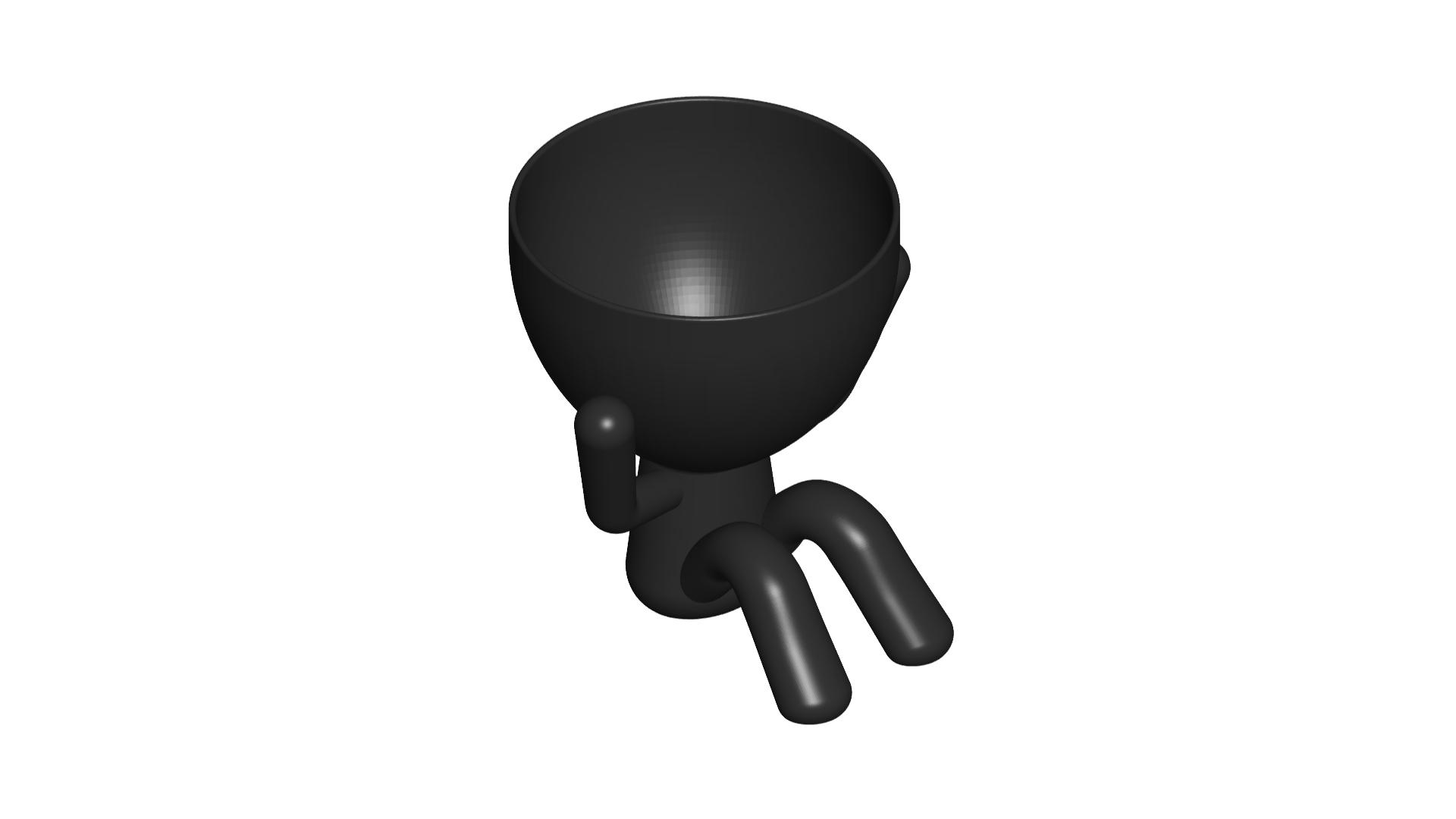 2_negro_2.png Télécharger fichier STL gratuit Les 3 pots verres Robert Sabios Ne lit pas, n'écoute pas, ne voit pas - Les 3 pots verres Robert Sabios Ne lit pas, n'écoute pas, ne voit pas • Objet à imprimer en 3D, CREATIONSISHI