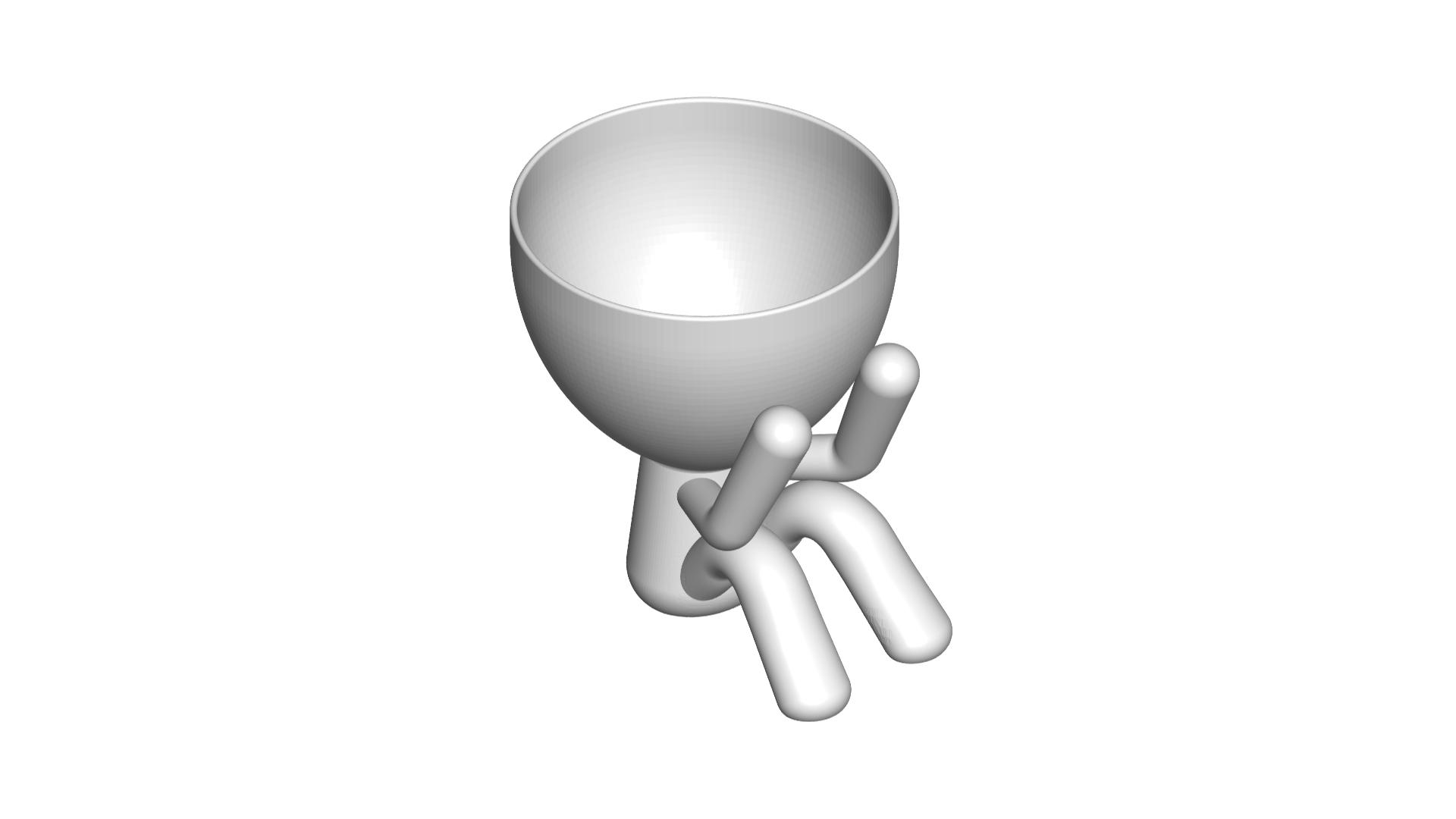 1_blanco_2.png Télécharger fichier STL gratuit Les 3 pots verres Robert Sabios Ne lit pas, n'écoute pas, ne voit pas - Les 3 pots verres Robert Sabios Ne lit pas, n'écoute pas, ne voit pas • Objet à imprimer en 3D, CREATIONSISHI