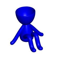 Télécharger fichier STL gratuit JARRÓN MACETA ROBERT 106 - VASE POT DE FLEURS ROBERT 106 • Modèle pour imprimante 3D, CREATIONSISHI