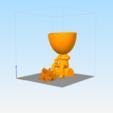 Robert Mate.PNG Télécharger fichier STL gratuit Vase pot de fleurs Argentine Uruguayen Mate Robert Plant - Vase pot de fleurs Argentine Uruguayen Mate Robert • Modèle imprimable en 3D, CREATIONSISHI