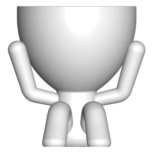 2_blanco_1.png Télécharger fichier STL gratuit Les 3 pots verres Robert Sabios Ne lit pas, n'écoute pas, ne voit pas - Les 3 pots verres Robert Sabios Ne lit pas, n'écoute pas, ne voit pas • Objet à imprimer en 3D, CREATIONSISHI