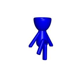 Télécharger fichier STL gratuit JARRÓN MACETA ROBERT 07 - VASE POT DE FLEURS ROBERT 07 • Modèle pour imprimante 3D, CREATIONSISHI