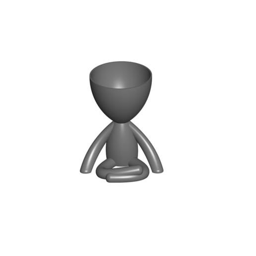 Vaso_104_1.jpg Télécharger fichier STL gratuit JARRÓN MACETA ROBERT 104 - VASE POT DE FLEURS ROBERT 104 • Objet pour imprimante 3D, CREATIONSISHI