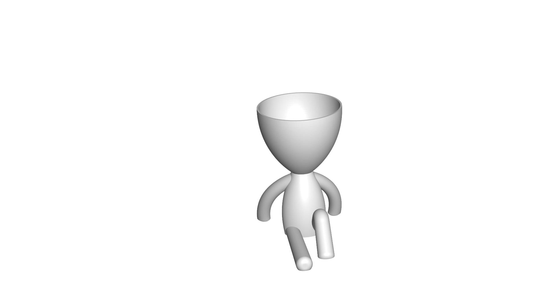 Vaso_102_Blanco_1.jpg Télécharger fichier STL gratuit JARRÓN MACETA ROBERT 102 - VASE POT DE FLEURS ROBERT 102 • Plan pour imprimante 3D, CREATIONSISHI