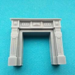 20210119_161551.jpg Télécharger fichier STL Cheminée 03 (Echelle 1/35) • Modèle à imprimer en 3D, _Jeff_