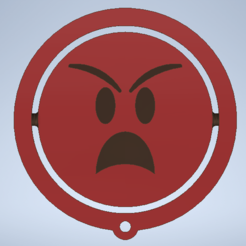 Download free 3D printing templates Emoji, Santiago90