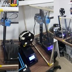 Télécharger fichier STL gratuit Coins pour l'enceinte de l'imprimante • Modèle imprimable en 3D, alexandrepetersen