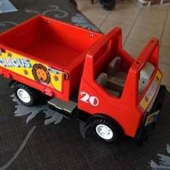 WIN_20190503_19_22_07_Pro.jpg Download free STL file Playmobil Circus Camel Truck Door • Design to 3D print, jorisnysthoven