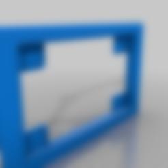Download free STL file Arcade PI screen, jorisnysthoven