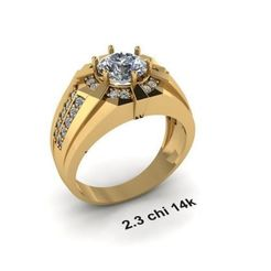 Download 3D printer designs Jewellery Ring, Geek-Customer
