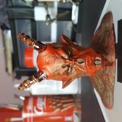 Download free 3D printer designs Demon, neoneknk