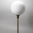 Download free STL file Lamp -Moon • 3D print model, tarasshahmatenko