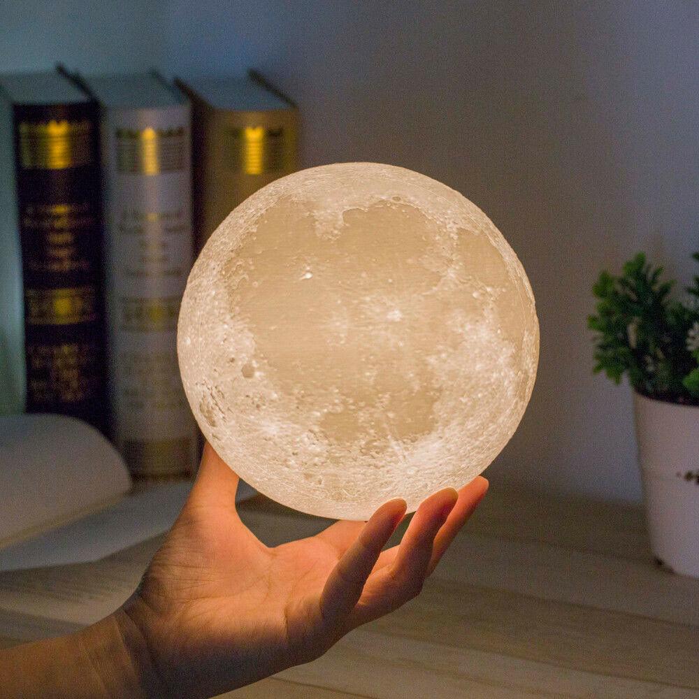 Lamps moon1.jpg Télécharger fichier STL gratuit Lampe -Moon • Design pour imprimante 3D, tarasshahmatenko