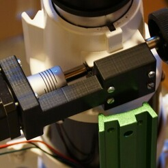 DSC01126.JPG Télécharger fichier STL gratuit Focalisateur motorisé pour télescope • Objet pour impression 3D, alainrymar2
