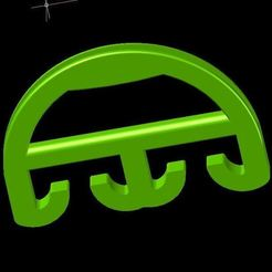 Descargar modelos 3D porta-bolsa porta-bolsa, simona