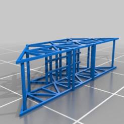 Download free STL bridge contest design, turbatus