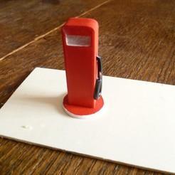 Descargar Modelos 3D para imprimir gratis Bomba de combustible de 1/24, loco231