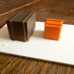 Descargar archivo 3D gratis caja, loco231