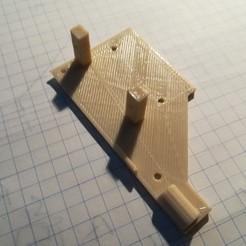Imprimir en 3D gratis Soporte del servomotor SG90, loco231