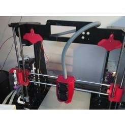 7fcfa309062384af4a10af18e9d2847d_preview_featured.jpg Télécharger fichier STL Anet a8 e3dv6 transport avec couverture • Plan pour imprimante 3D, pparsniak