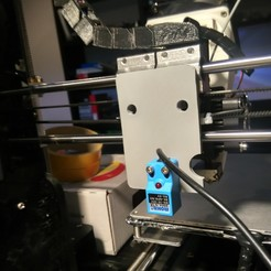 IMG_20160913_211807_HDR.jpg Download STL file Anet a8 auto leveling plate with / without standoffs • 3D printing object, pparsniak