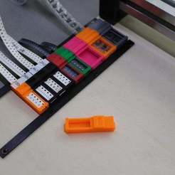 IMG_8341.JPG Download free SCAD file SMD Feeder Rail for modular feeders • Model to 3D print, stanoba