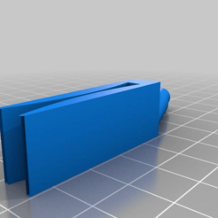 Mirror_console.png Download free STL file Car Mirror Mount • 3D printable design, stanoba