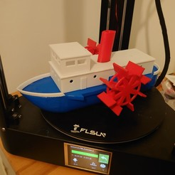 DSC_0678.JPG Télécharger fichier STL Paddle Steamer RC Toy Ship Dampfschiff Schaufelraddampfer ! !!! toujours en cours !!!! • Objet imprimable en 3D, christophhombergerch