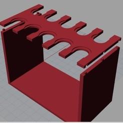 111.jpeg Télécharger fichier STL gratuit un porte-peinture parfaitement adapté • Objet pour impression 3D, matiashl