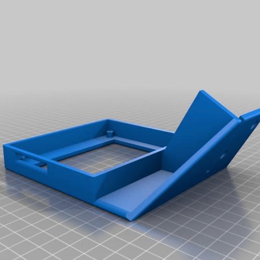 06c0e0fee629042c143a99c902189152.png Download free STL file Display cases for Ender 3 and BIGTREETECH TFT35 V1.2 control panel TFT 3.5 v2 • 3D print model, michal0082