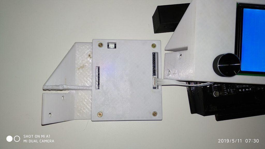 IMG_20190511_073011.jpg Download free STL file Display cases for Ender 3 and BIGTREETECH TFT35 V1.2 control panel TFT 3.5 v2 • 3D print model, michal0082