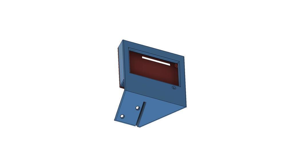 SKR_display_v1.jpg Download free STL file Display cases for Ender 3 and BIGTREETECH TFT35 V1.2 control panel TFT 3.5 v2 • 3D print model, michal0082